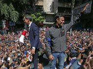 VP pide a la comunidad internacional intensificar las presiones contra le régimen
