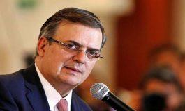 """México afirmó que una intervención militar en Venezuela """"sería un gran error"""""""