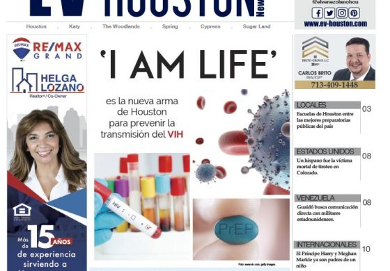 Houston (del 16 al 29 de mayo)