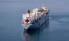 ¡Promesa cumplida! Buque hospital Confort zarpó rumbo a América Latina