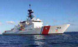 Buque de la Guardia Costera de EEUU habría navegado cerca de la costa de Venezuela