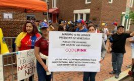 Cortaron la electricidad a la embajada de Venezuela en Washington