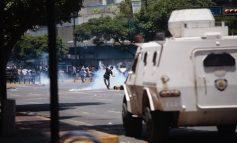 Con perdigones y sin una pizca de piedad GNB reprimió a manifestantes en Sucre