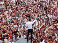 Guaidó desbordó las calles de Barquisimeto y ratificó su compromiso con el cese de la usurpación
