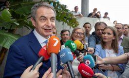 """Zapatero asegura que está próximo un """"diálogo con acuerdo y salida electoral"""" en Venezuela"""