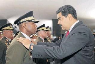 Ex director del Sebin: Maduro es prisionero de grupos de poder que le mienten