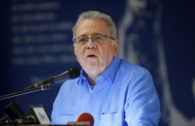 Isaías Rodríguez presentó su renuncia a Maduro como embajador en Italia (+carta)