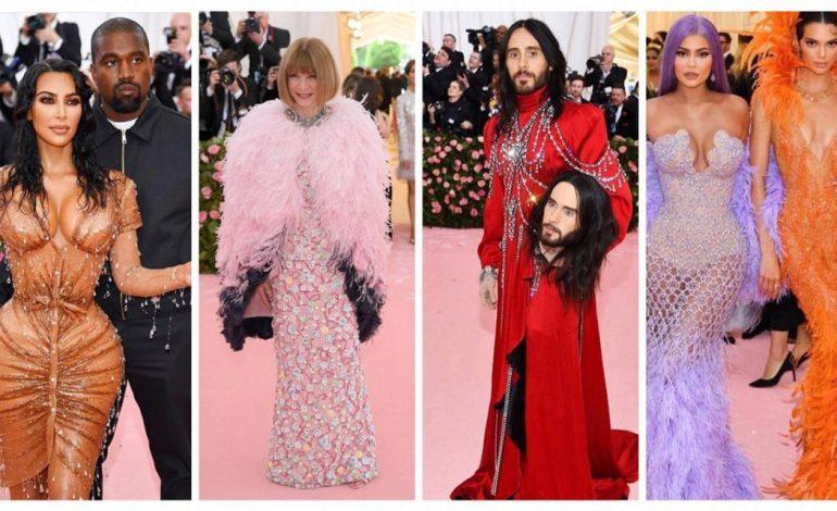 """¡Por todo lo alto! Celebridades vistieron la moda """"Camp"""" a la MET gala 2019"""