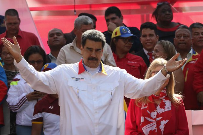 """Maduro propuso adelantar inconstitucionalmente las elecciones legislativas como """"solución"""" a la crisis"""
