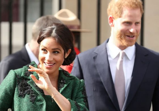 Harry y Meghan dejan el título de Su Alteza Real de la monarquía británica