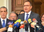 Diputado Blanco: Salí de Venezuela para exigir la coalición internacional