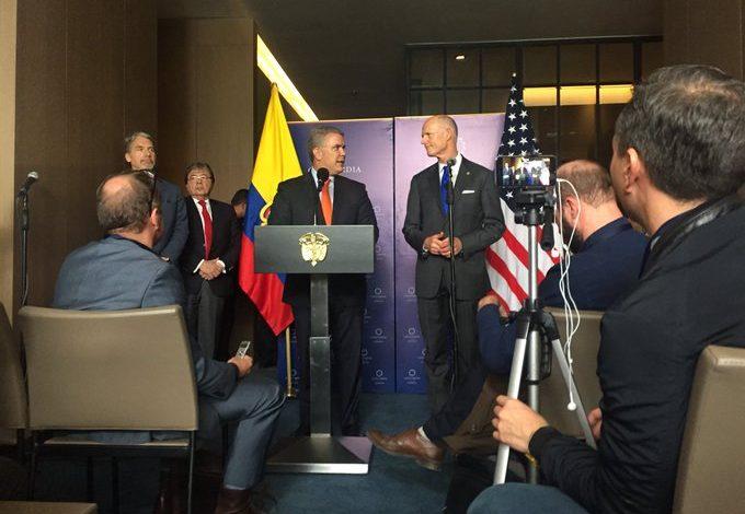 Senador Rick Scott: es momento de librar al mundo civilizado de Nicolás Maduro