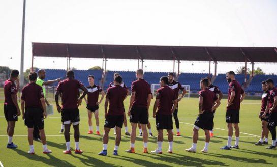La Vinotinto debutará este sábado en la Copa América 2019 frente a Perú