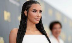 ¡Pobre! Así esconde Kim Kardashian su psoriasis