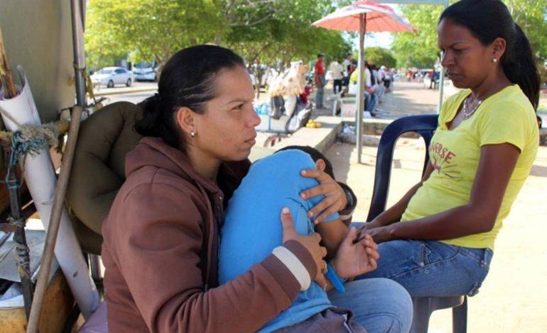 EFE: Venezolanos en La Guajira colombiana, entre la esperanza y el miedo