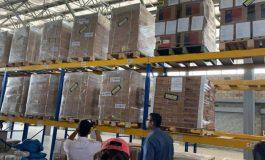 100 toneladas de ayuda humanitaria han sido repartidas en 16 estados