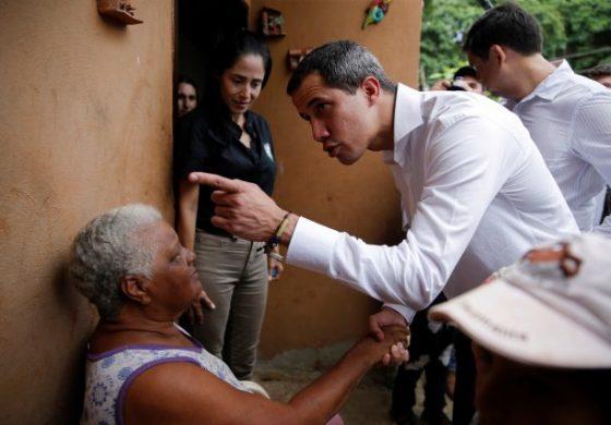 Guaidó: En esta reconstrucción hay espacio para todos