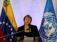Bachelet celebró excarcelación de Zambrano y exige la liberación del resto de los presos políticos