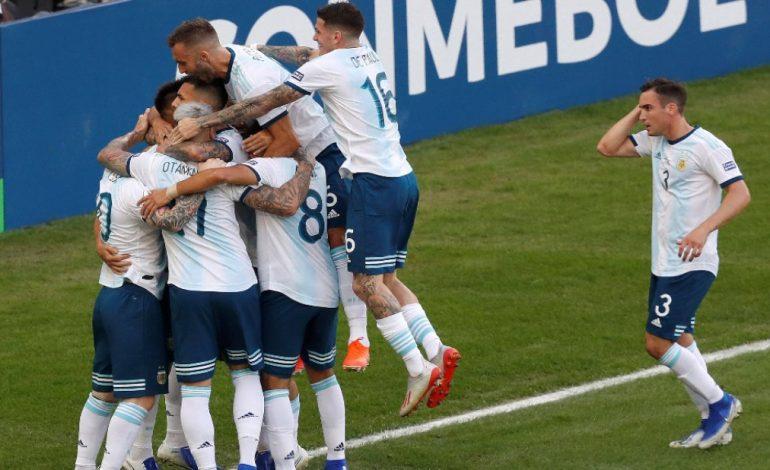 Conozca todo lo que tiene que darse para que la final sea Argentina vs Chile