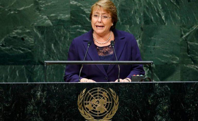 Cuerpo diplomático en Venezuela se reunirá con Bachelet este jueves