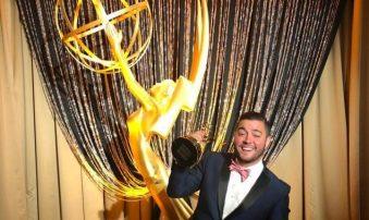 "Periodista Carlos Moreno ganó Emmy por reportaje sobre ""bullying"" a un niño venezolano"