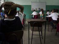 AN: Solo se cumplió el 70% del calendario escolar 2018-2019 por crisis económica