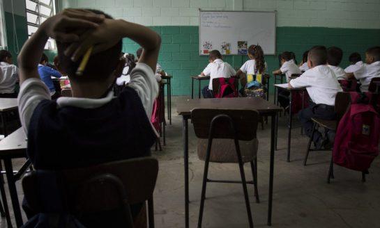 El fracaso de las clases a distancia en una Venezuela sin conexión a internet