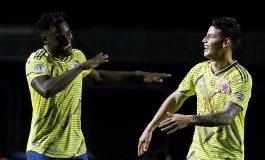 Colombia clasificó a los cuartos de final de la Copa América