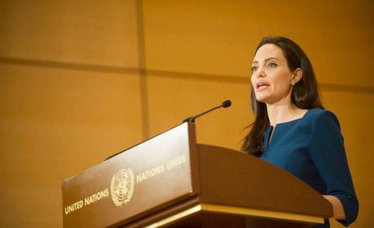 Angelina Jolie visita este viernes la frontera colombo- venezolana