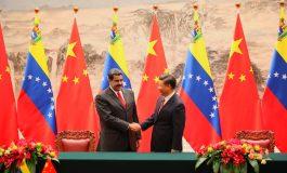 China no ve con buenos ojos congelamiento económico de Venezuela