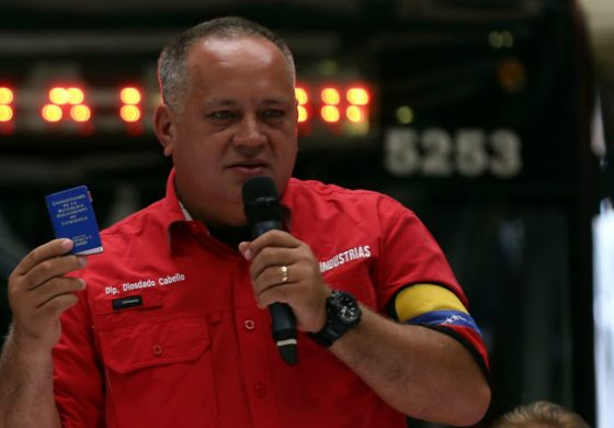 "Cabello afirmó que Guaidó siempre le ha tenido ""miedo"" a la fraudulenta ANC"