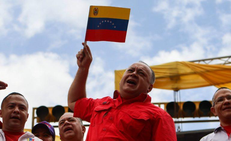 Cabello: Bachelet se llena las manos de sangre si algo pasa en Venezuela
