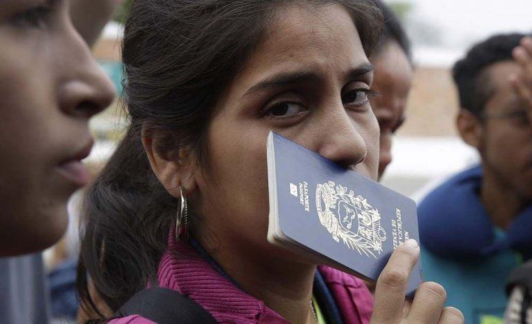 Venezolanos con pasaporte vencido podrán solicitar visa para EEUU