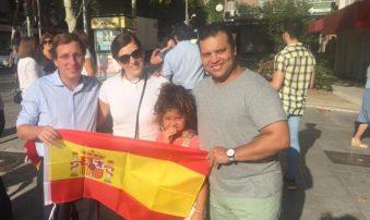 Gustavo Eustache, el venezolano que llegó al poder en el nuevo Ayuntamiento de Madrid