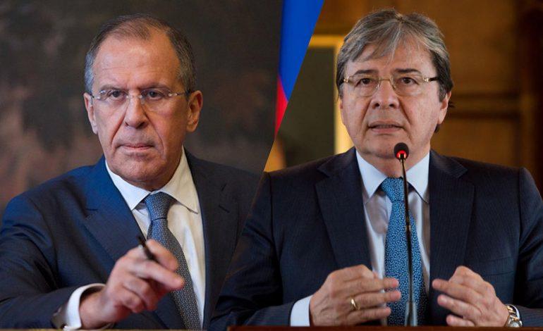 Rusia y Colombia se reunirán para discutir la crisis venezolana