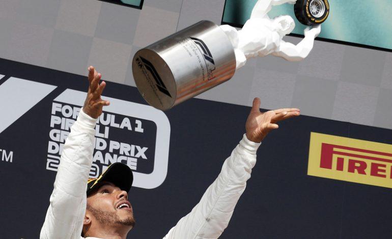 Hamilton dominó de punta a punta y se quedó con el Gran Premio de Francia