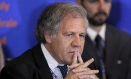 Almagro pidió a Estados Unidos incrementar presión para resolver la crisis en Venezuela