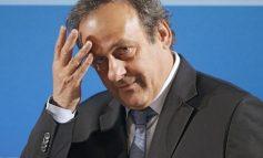 ¡Por corrupto! Detienen a Michel Platini