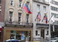 Consulado de Venezuela en Nueva York se salvó de ser vendido y demolido gracias a sanciones