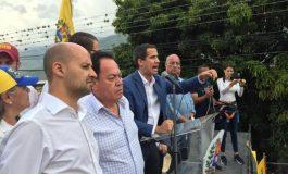 ¿Más diálogo? Guaidó   anunció nuevas reuniones en instancias internacionales