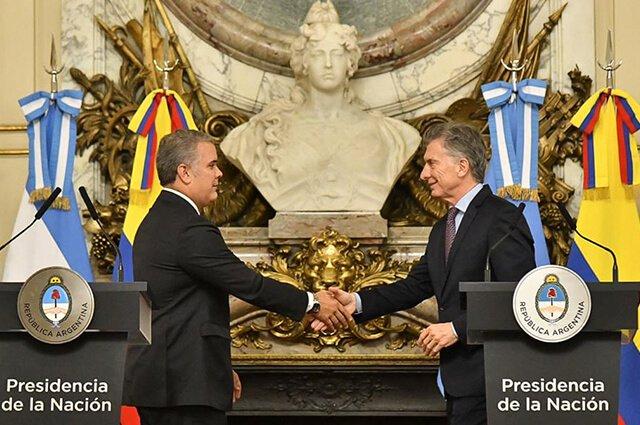 Macri ratificó que continuará la lucha por recuperar la democracia en Venezuela