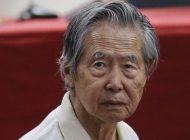 Expresidente Fujimori regresó a prisión tras alta médica