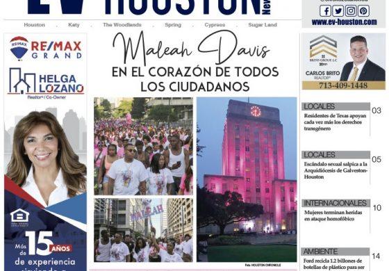 Houston (de 13 al 25 de junio)