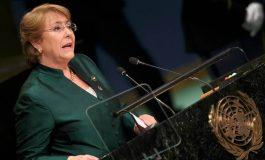 """Bachelet detalló """"serias preocupaciones"""" sobre Derechos Humanos en Venezuela"""