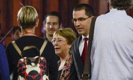 Bachelet criticó sanciones de EEUU por salpicar a personas indefensas