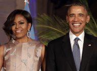 Los Obama son las personas más admiradas del mundo