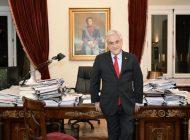 """""""No es admisible"""", la respuesta de Piñera ante una petición de destitución"""