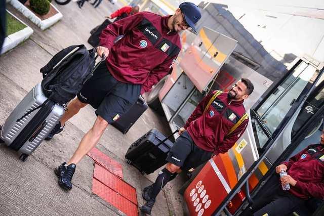 La Vinotinto pisó suelo brasileño para empezar la Copa América