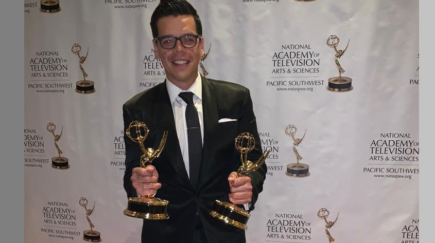 "¡Orgullo Venezolano! ""Tomapapa"" ganó dos premios Emmy por su labor en Telemundo"