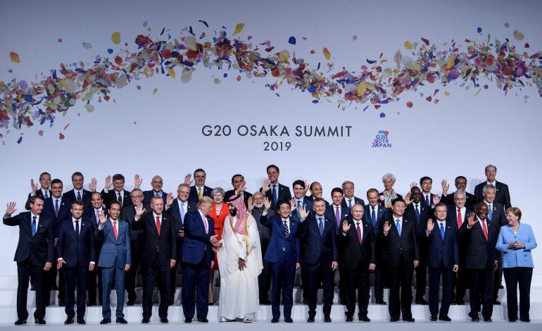 Los líderes del G20 se reúnen este fin de semana con la vista puesta en la recuperación económica tras la pandemia